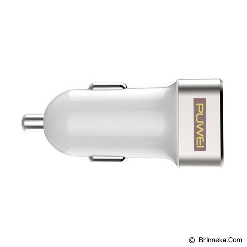 PUWEI Dual USB Car Charger [TC-013] - Car Kit / Charger